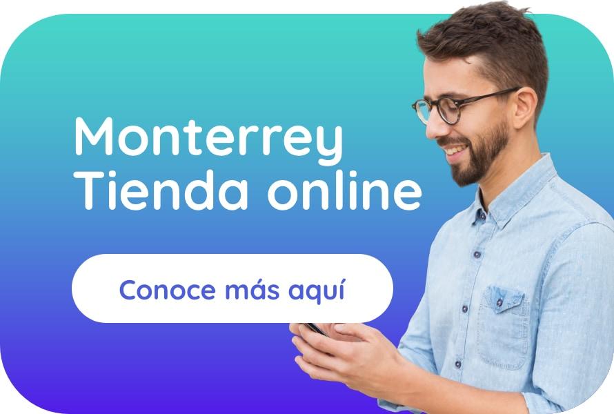 Tienda en Línea Monterrey Medellín