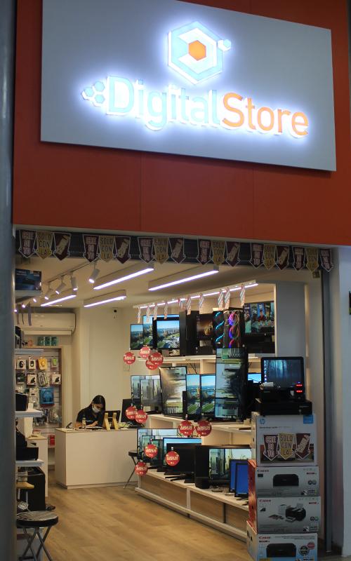 Tienda digital sotre 2 - centro comercial monterrey